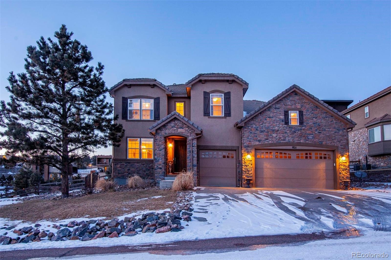 821 Elk Rest Road, Evergreen, CO 80439 - Evergreen, CO real estate listing
