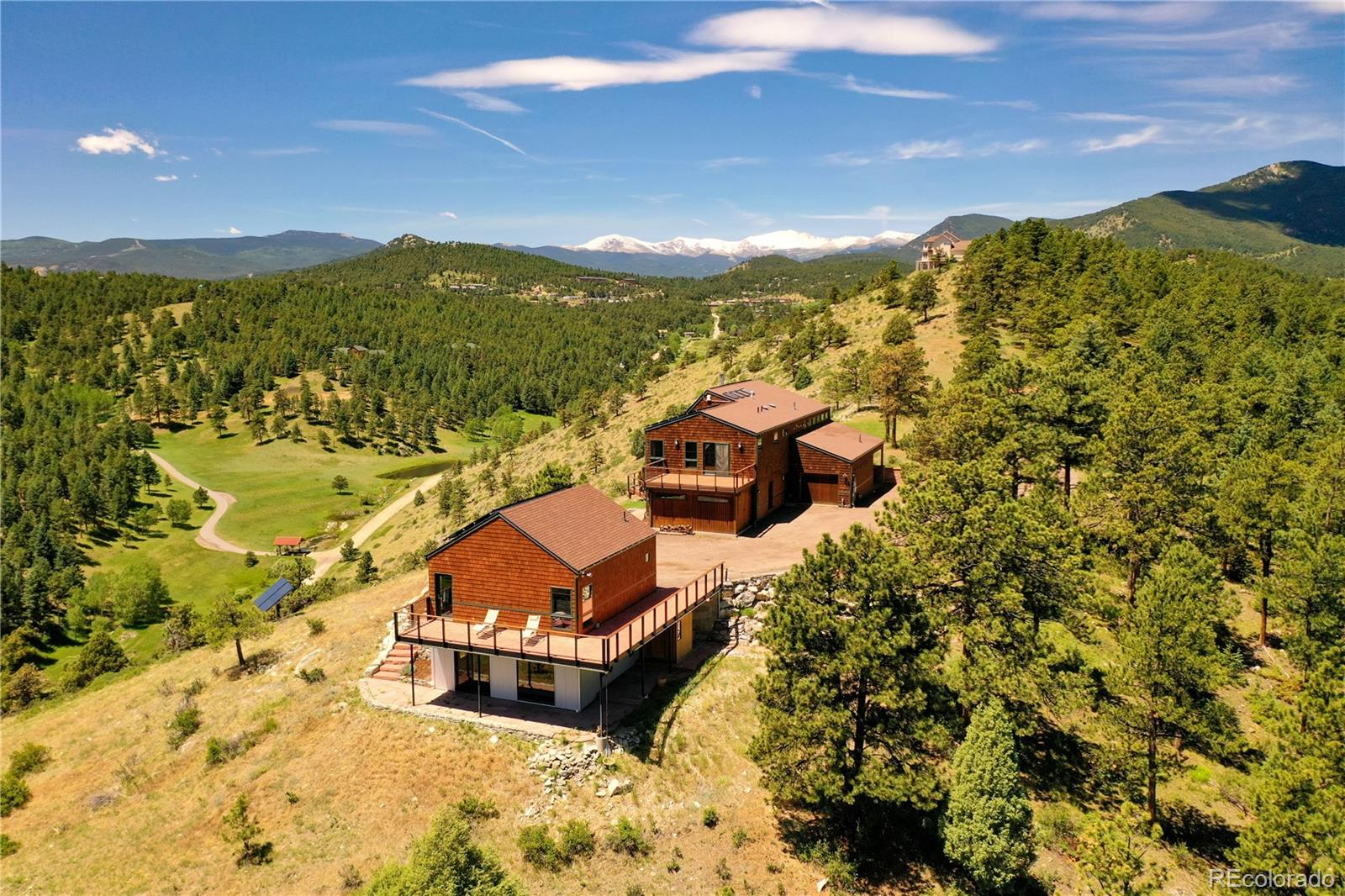 29024 Roan Drive Property Photo - Evergreen, CO real estate listing