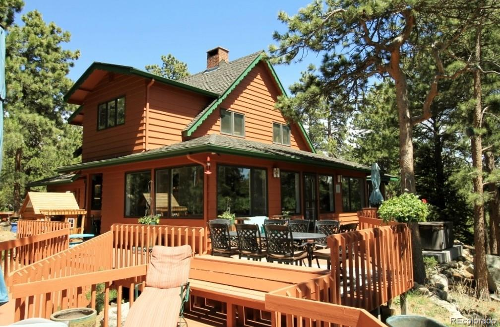 12925 State Highway 7 Property Photo - Allenspark, CO real estate listing