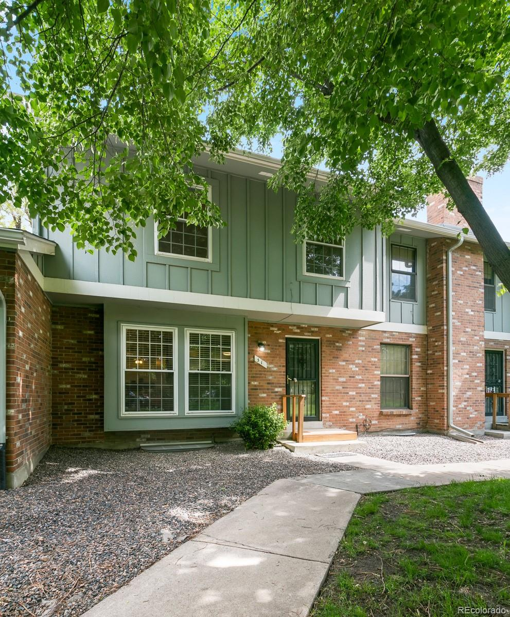 10248 E Jewell Avenue #31 Property Photo - Aurora, CO real estate listing