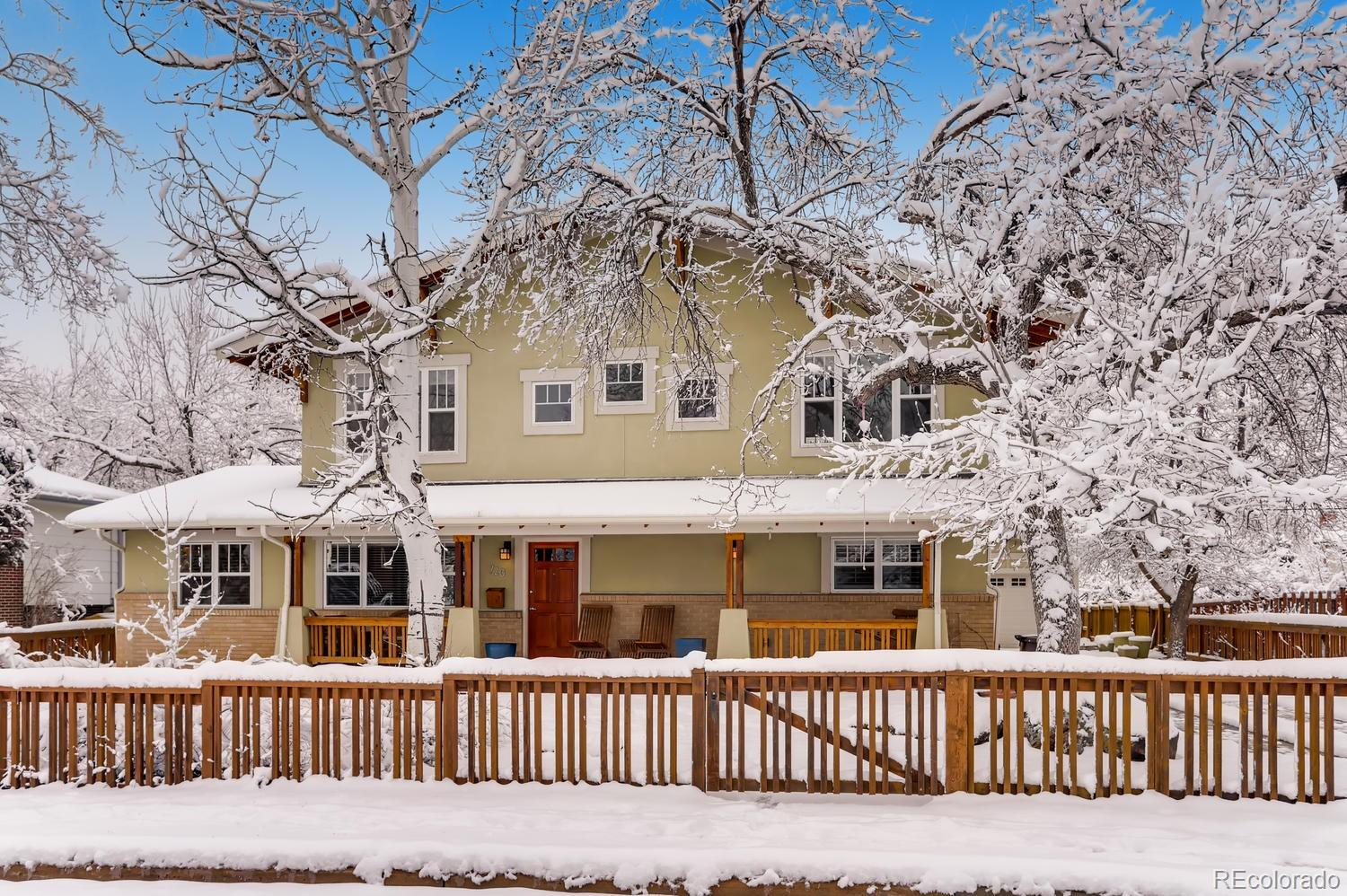 720 Yale Road Property Photo - Boulder, CO real estate listing