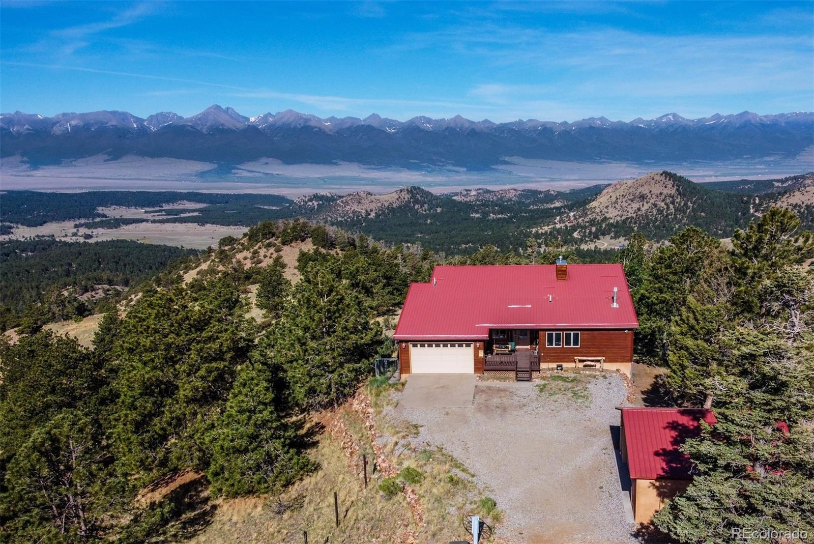 1740 County Road 327 Property Photo - Westcliffe, CO real estate listing