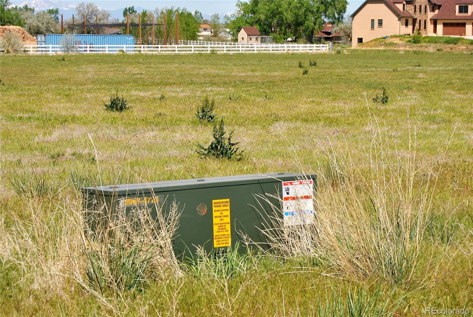 24865 Green Drive Property Photo - Brighton, CO real estate listing