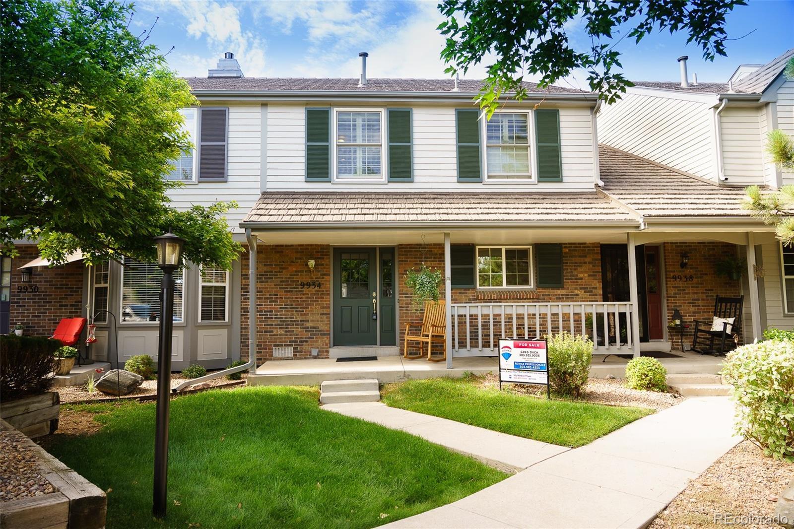 9934 W Progress Place Property Photo - Littleton, CO real estate listing