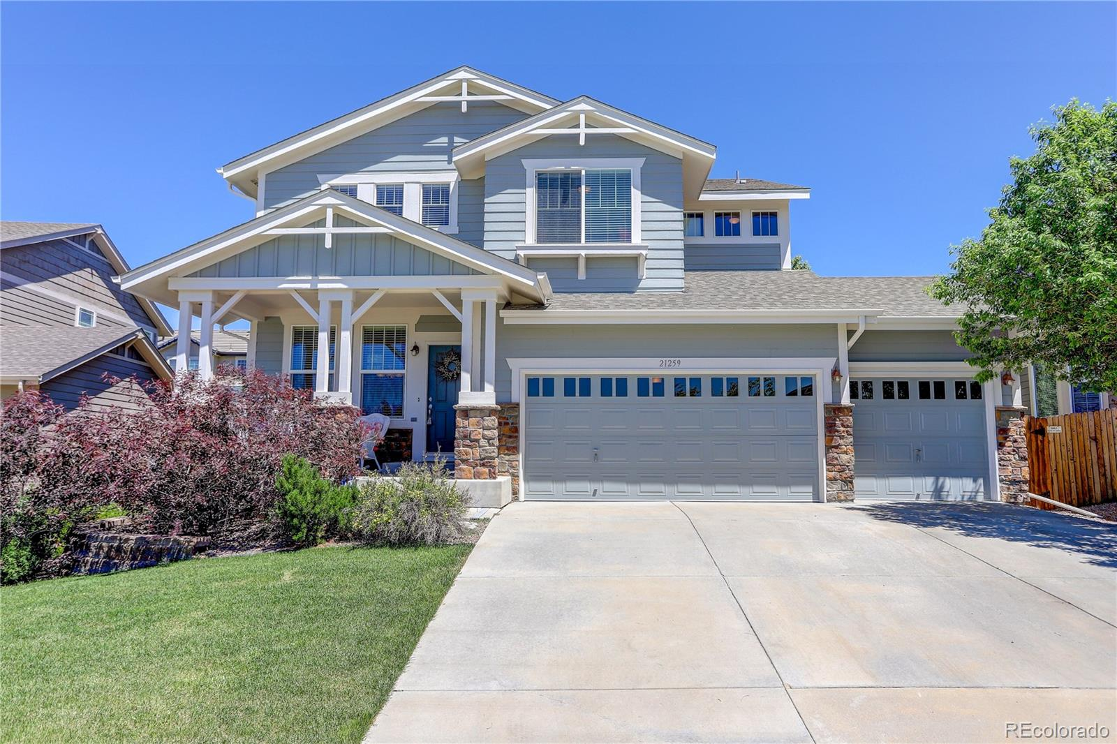 21259 E Oxford Avenue Property Photo - Aurora, CO real estate listing