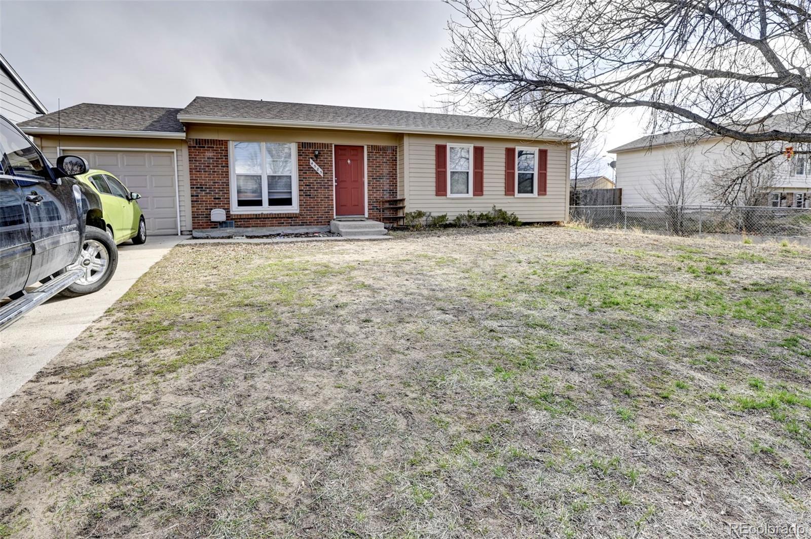 4585 Newton Drive Property Photo - Colorado Springs, CO real estate listing