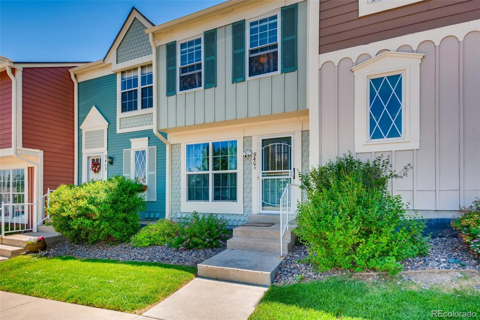 9401 W Ontario Drive Property Photo - Littleton, CO real estate listing