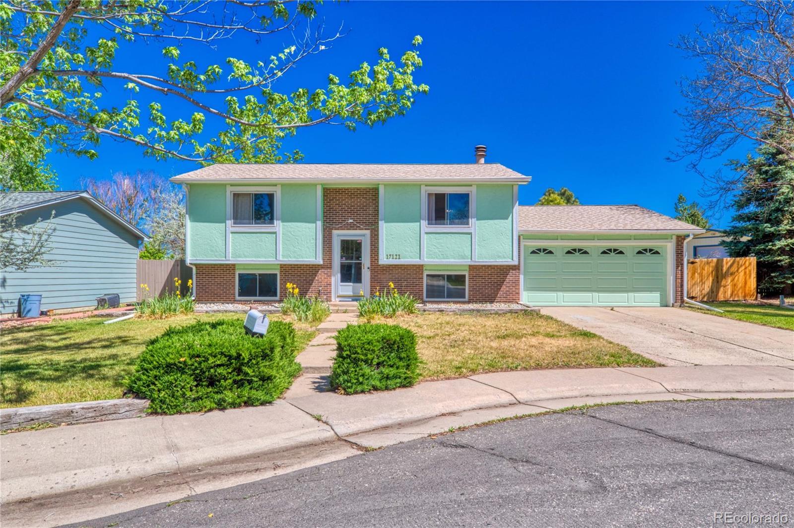 17121 E Kenyon Place Property Photo - Aurora, CO real estate listing
