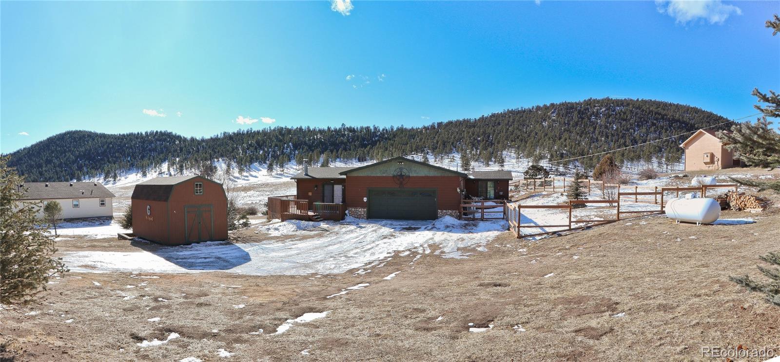 614 Meadowview Drive Property Photo - Estes Park, CO real estate listing