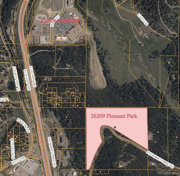 26209 S Pleasant Park Road Property Photo - Conifer, CO real estate listing