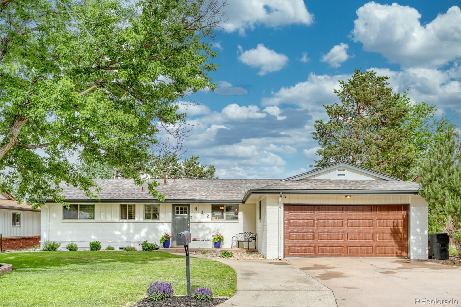 432 S Hoyt Street Property Photo - Lakewood, CO real estate listing