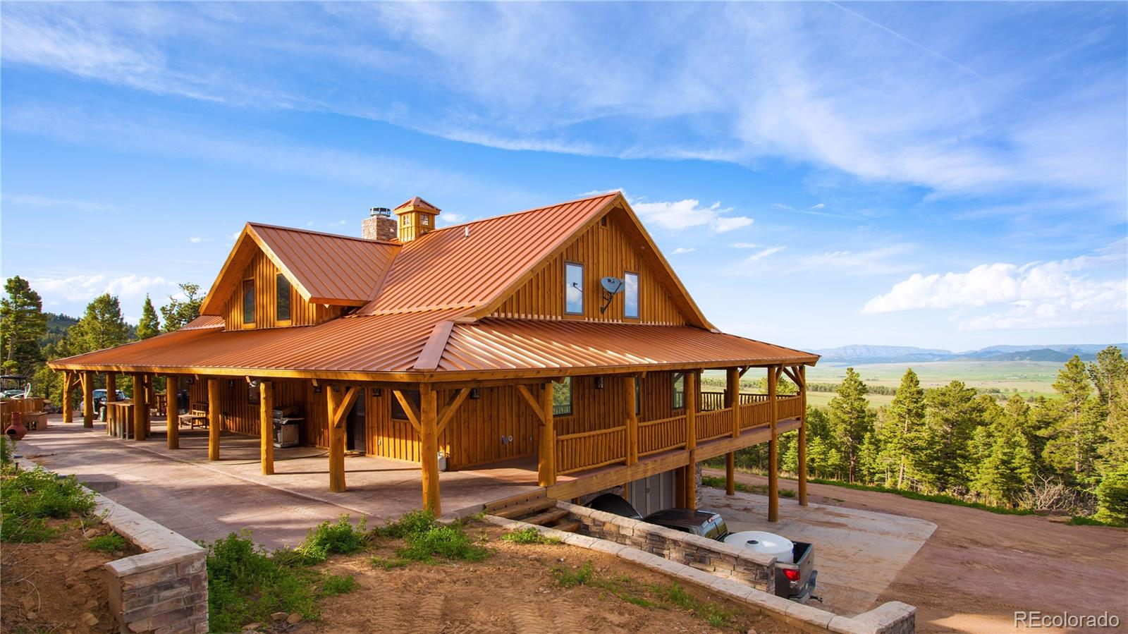 100 Highlands Road, Westcliffe, CO 81252 - Westcliffe, CO real estate listing
