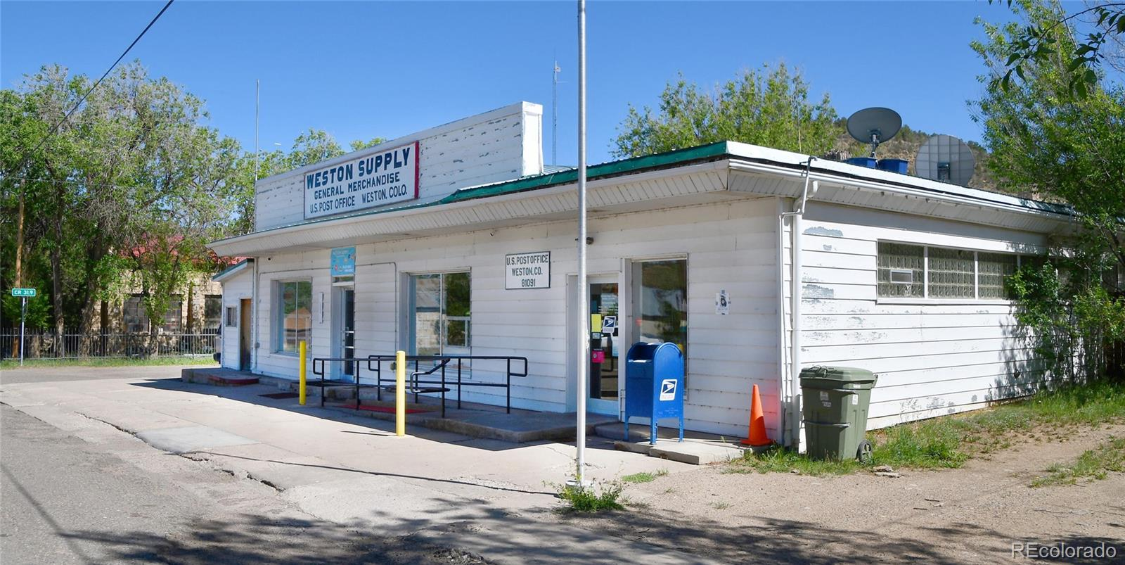 16900 State Highway 12 Property Photo - Weston, CO real estate listing