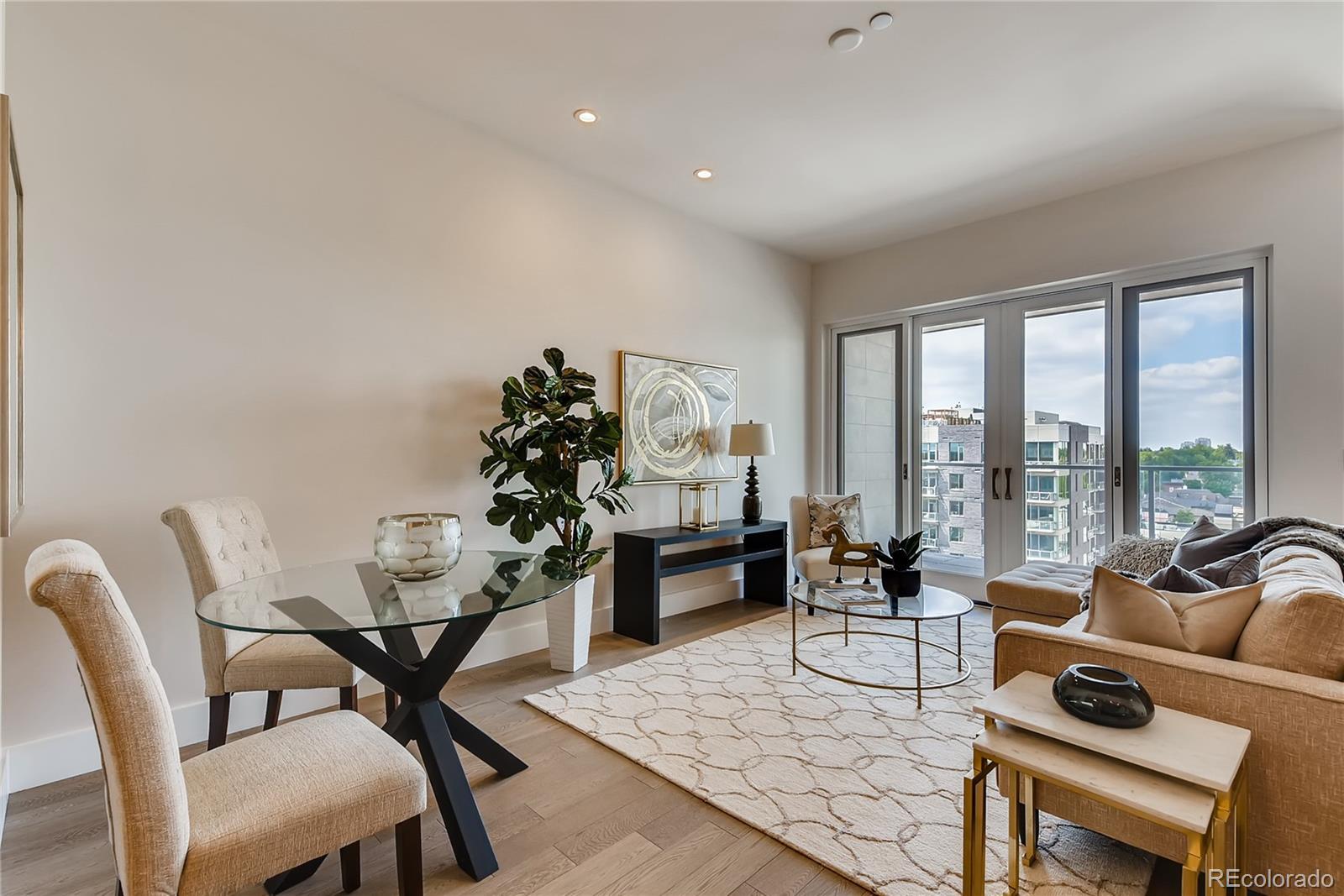 155 Steele Street #915 Property Photo - Denver, CO real estate listing