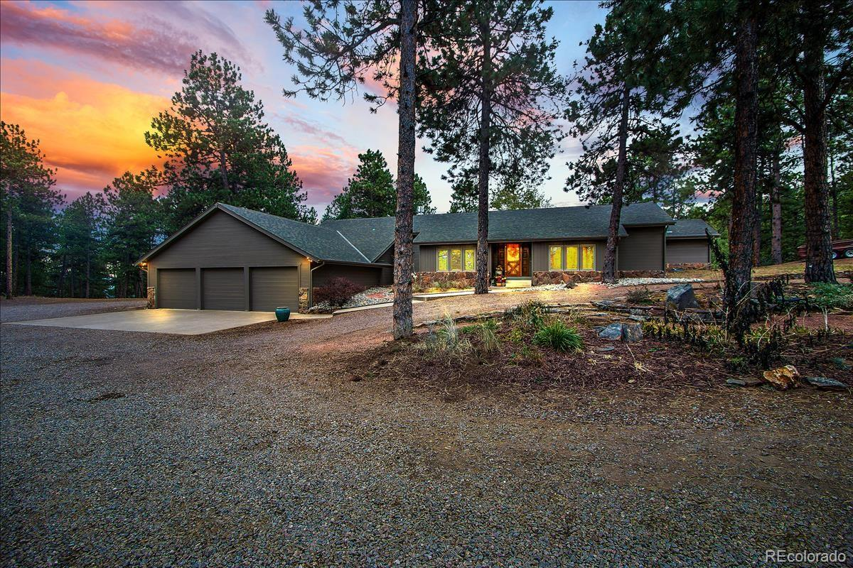 29080 Pinewood Vista Drive, Evergreen, CO 80439 - Evergreen, CO real estate listing