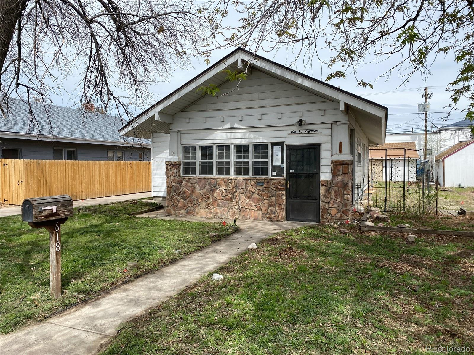 618 Park Avenue Property Photo - Fort Lupton, CO real estate listing