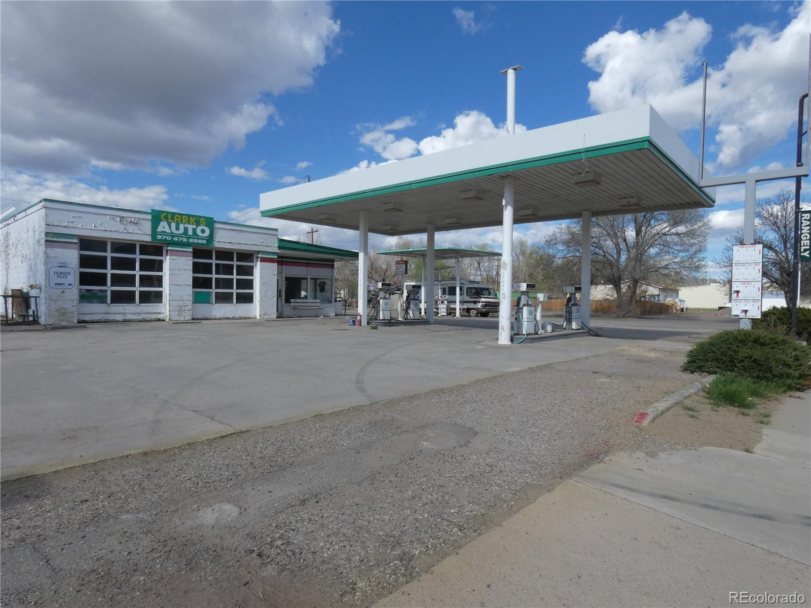 410 E Main Street Property Photo - Rangely, CO real estate listing