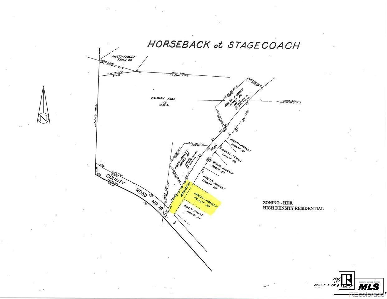 Lot 23 (multifamily) Horseback Subd At Stagecoach Property Photo