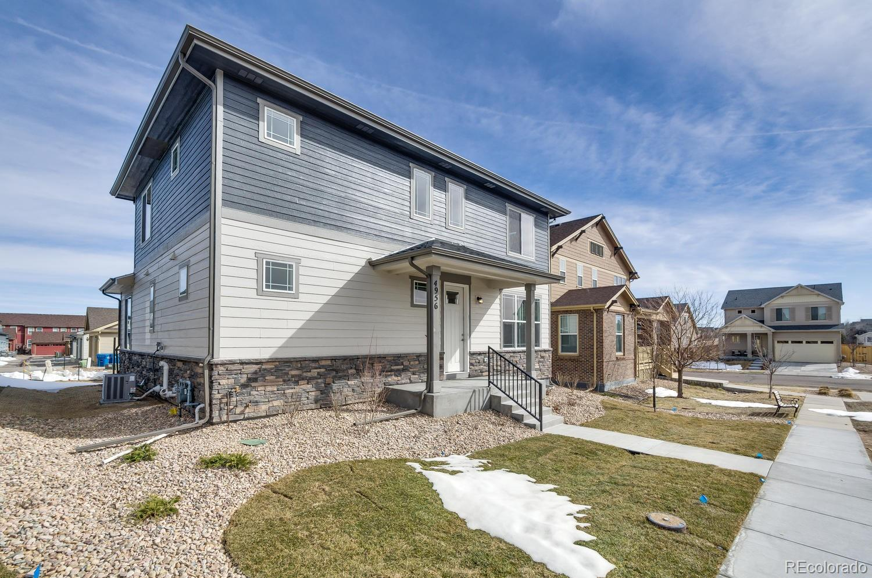 4956 S Algonquian Way Property Photo - Aurora, CO real estate listing