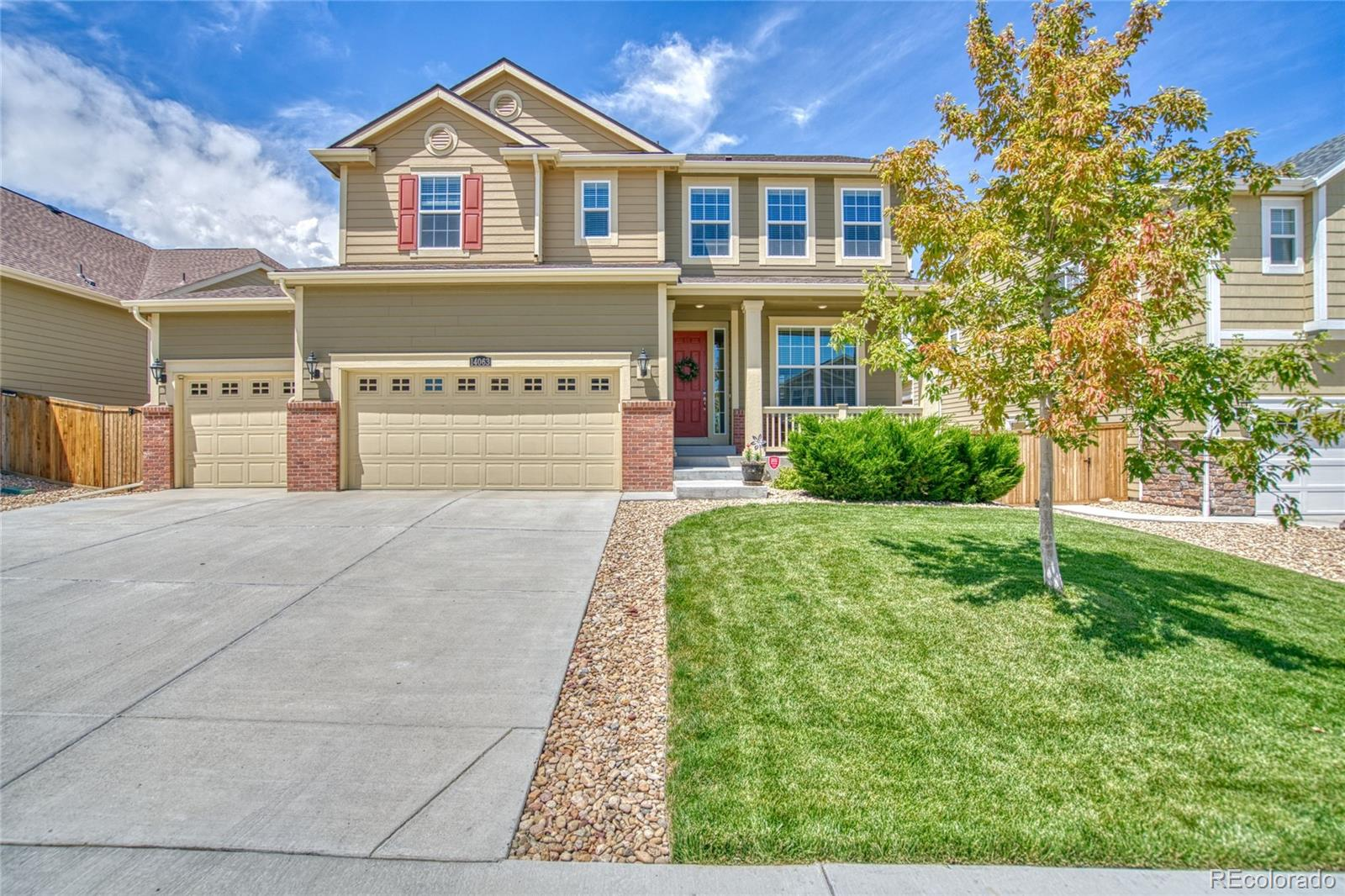 14063 Hudson Way Property Photo - Thornton, CO real estate listing