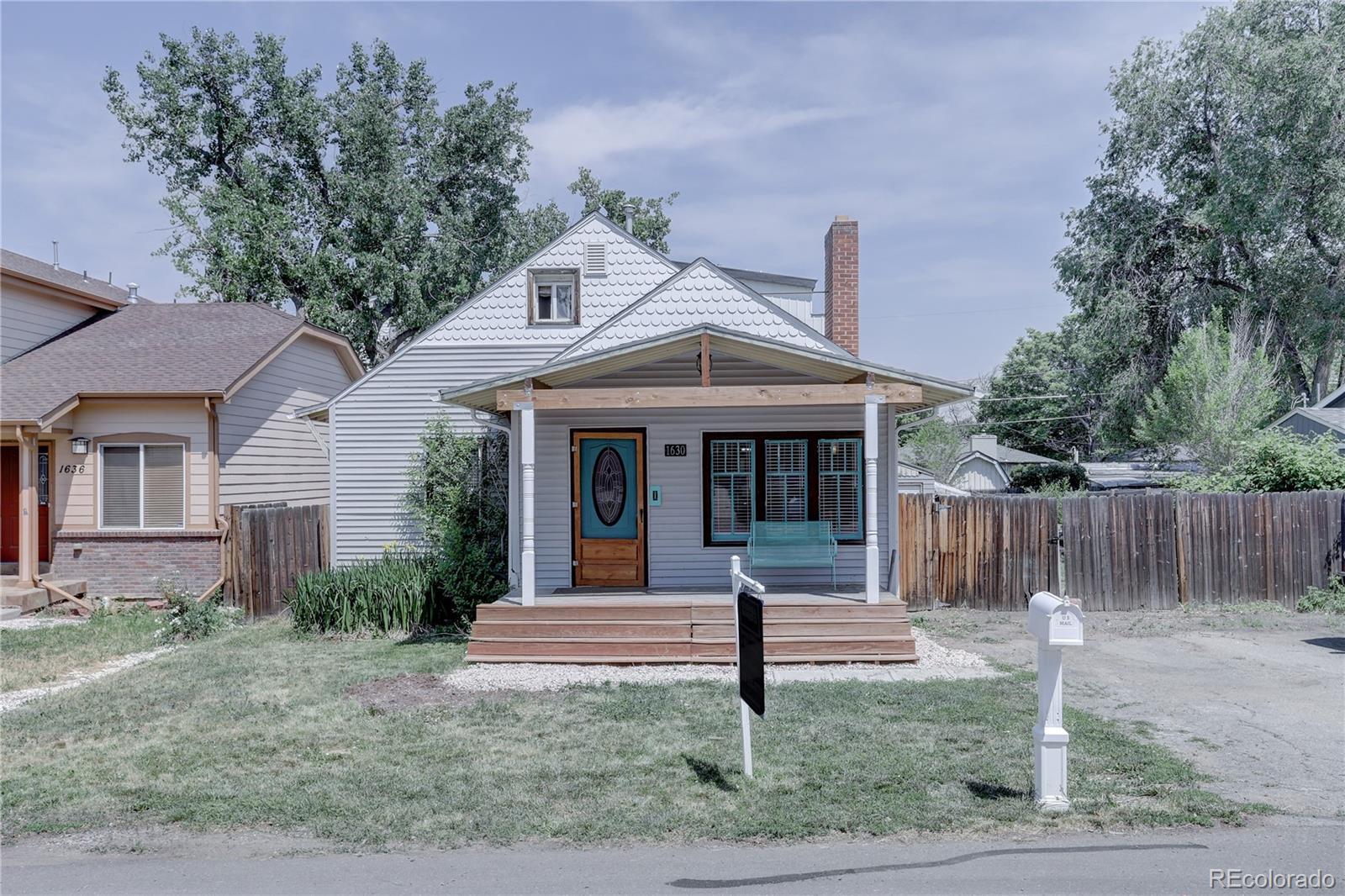 1630 Ingalls Street Property Photo - Lakewood, CO real estate listing