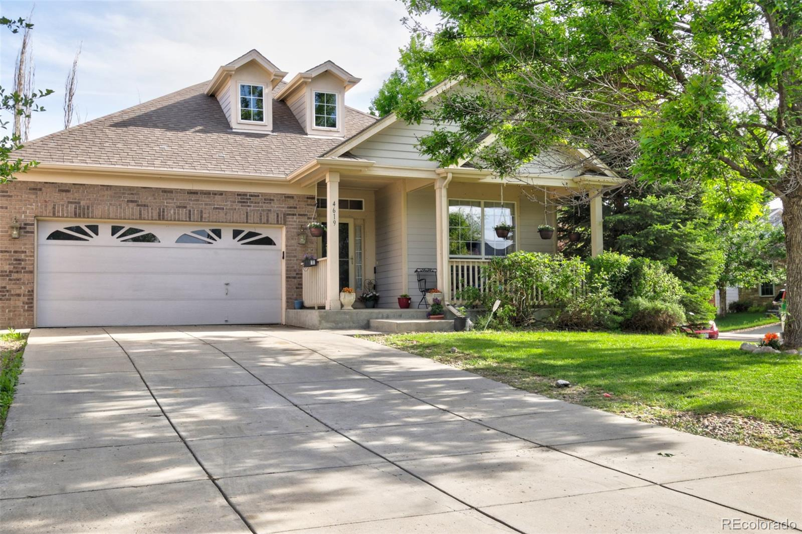 4619 Bella Vista Drive Property Photo - Longmont, CO real estate listing