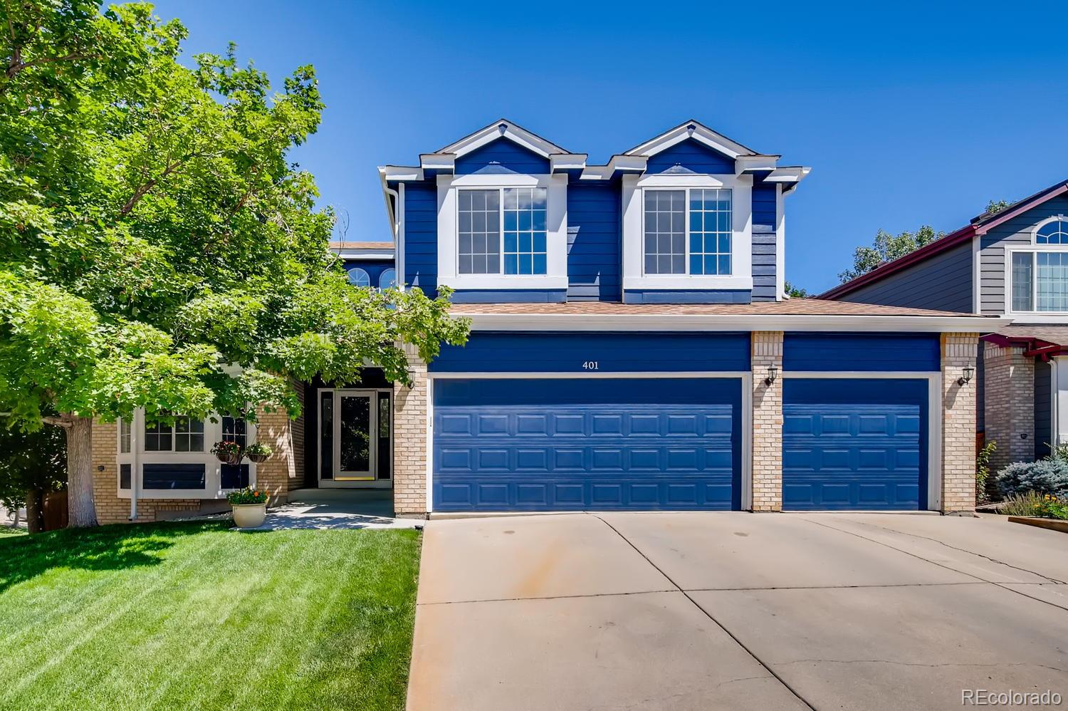 401 Bexley Court Property Photo - Highlands Ranch, CO real estate listing