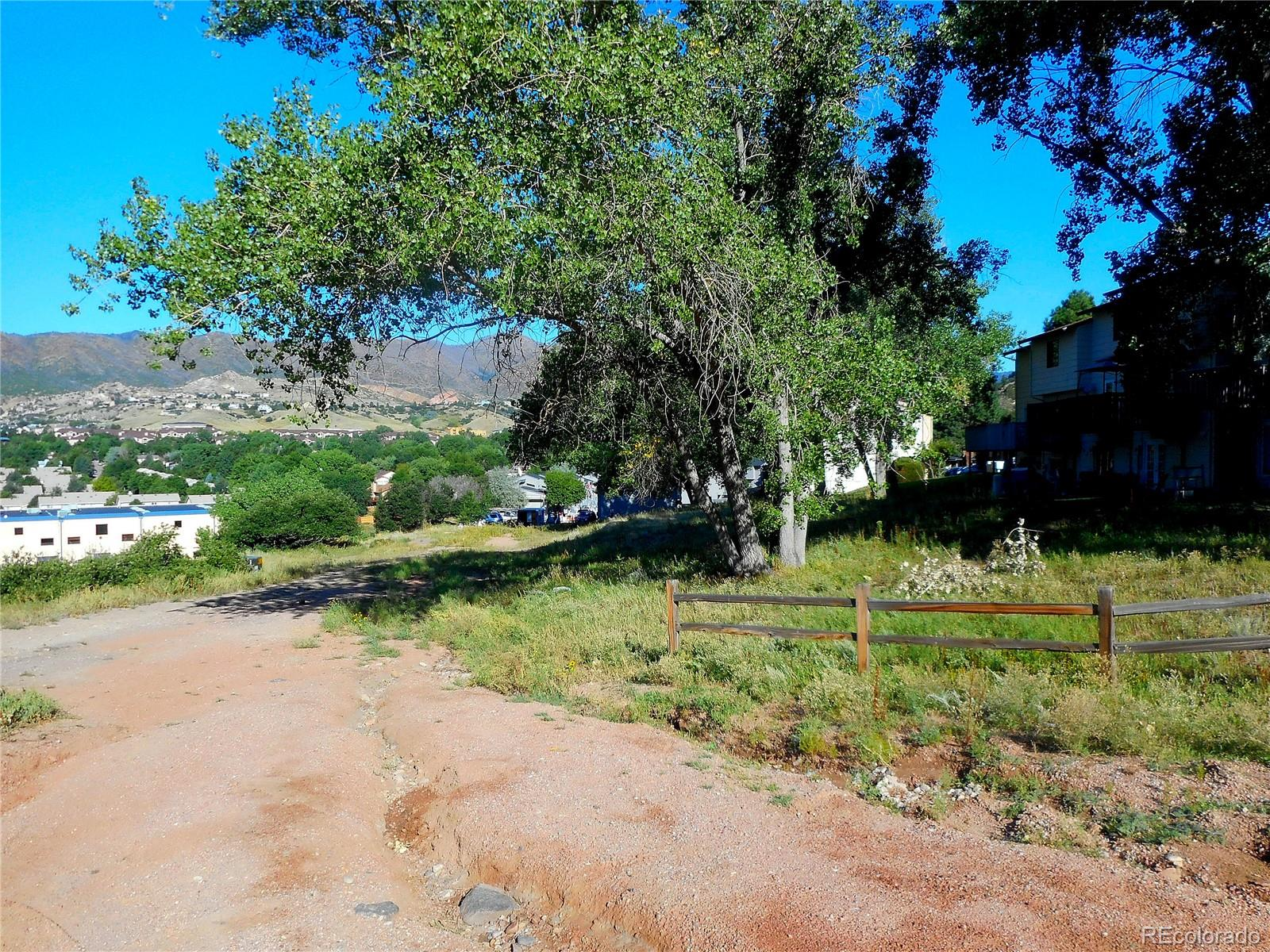 Territory Trail Property Photo - Colorado Springs, CO real estate listing