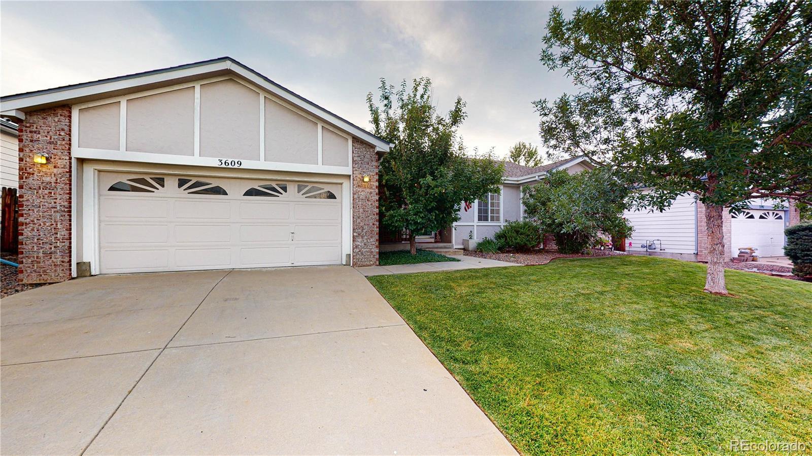3609 S Killarney Street Property Photo - Aurora, CO real estate listing