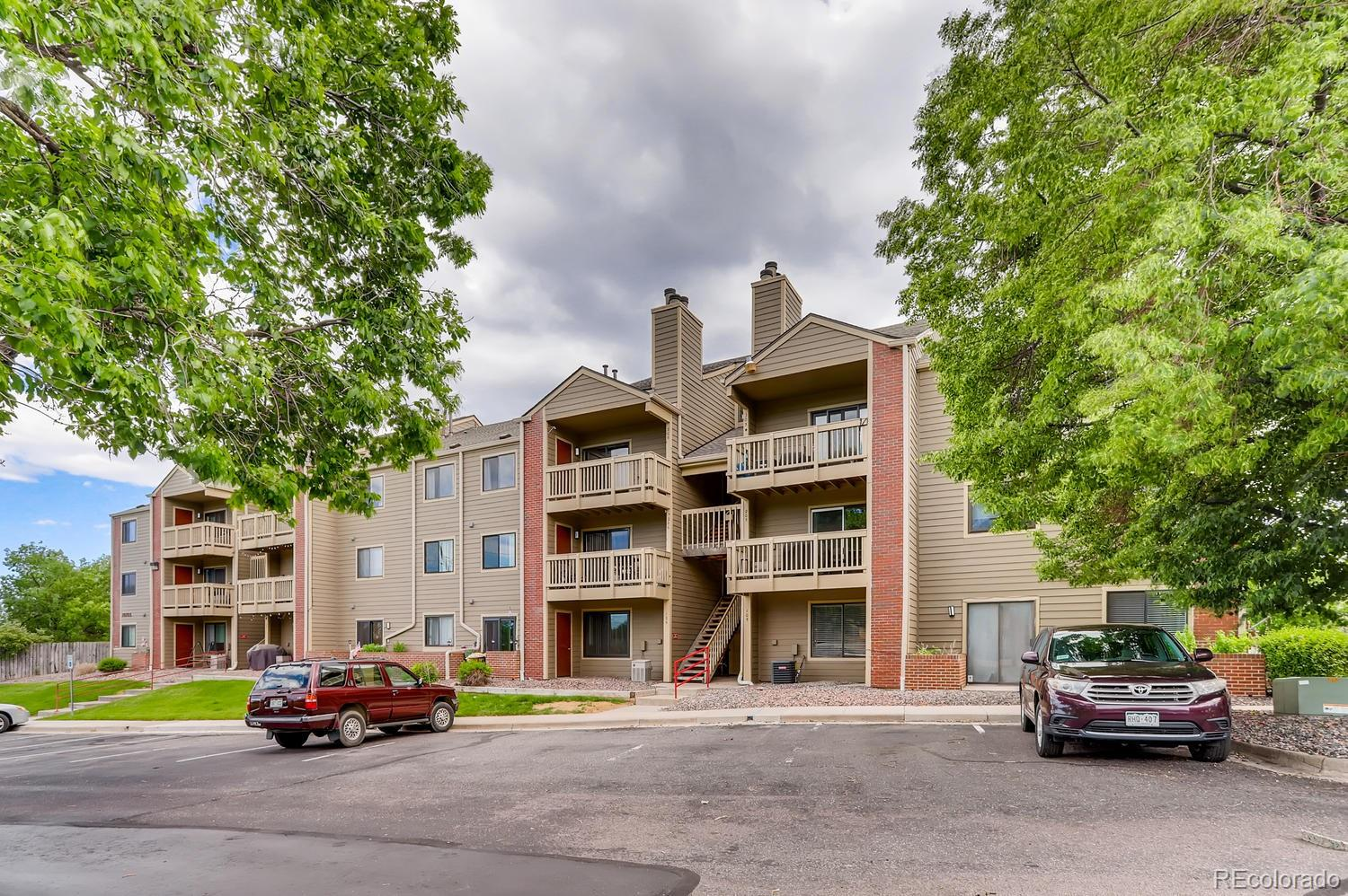 10785 W 63rd Place #306 Property Photo - Arvada, CO real estate listing
