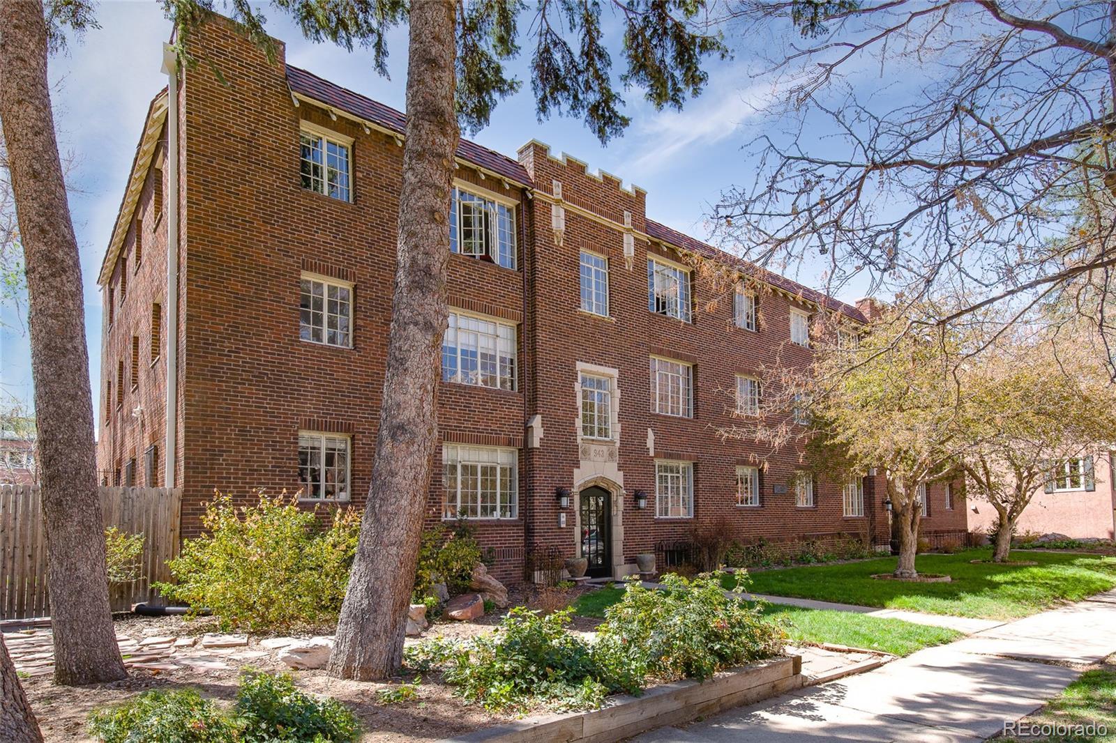 943 N Emerson Street #2, Denver, CO 80218 - Denver, CO real estate listing