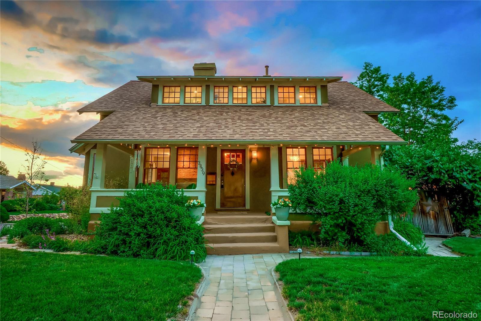 3839 W 46th Avenue Property Photo - Denver, CO real estate listing