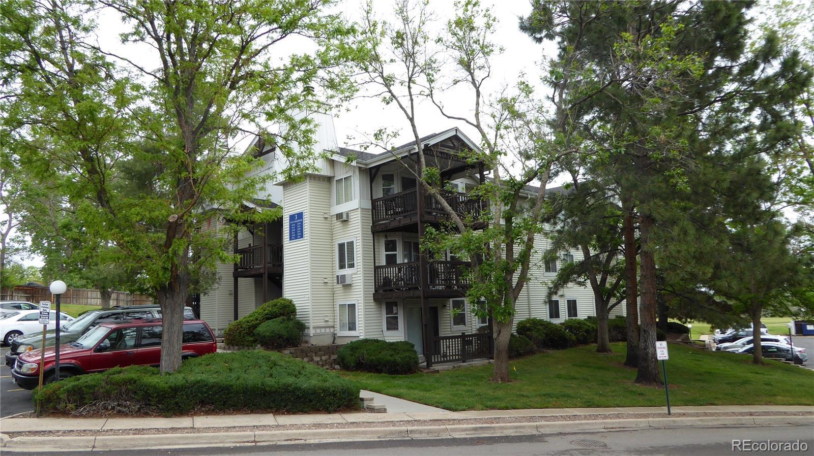 17331 E Mansfield Avenue #321L Property Photo - Aurora, CO real estate listing