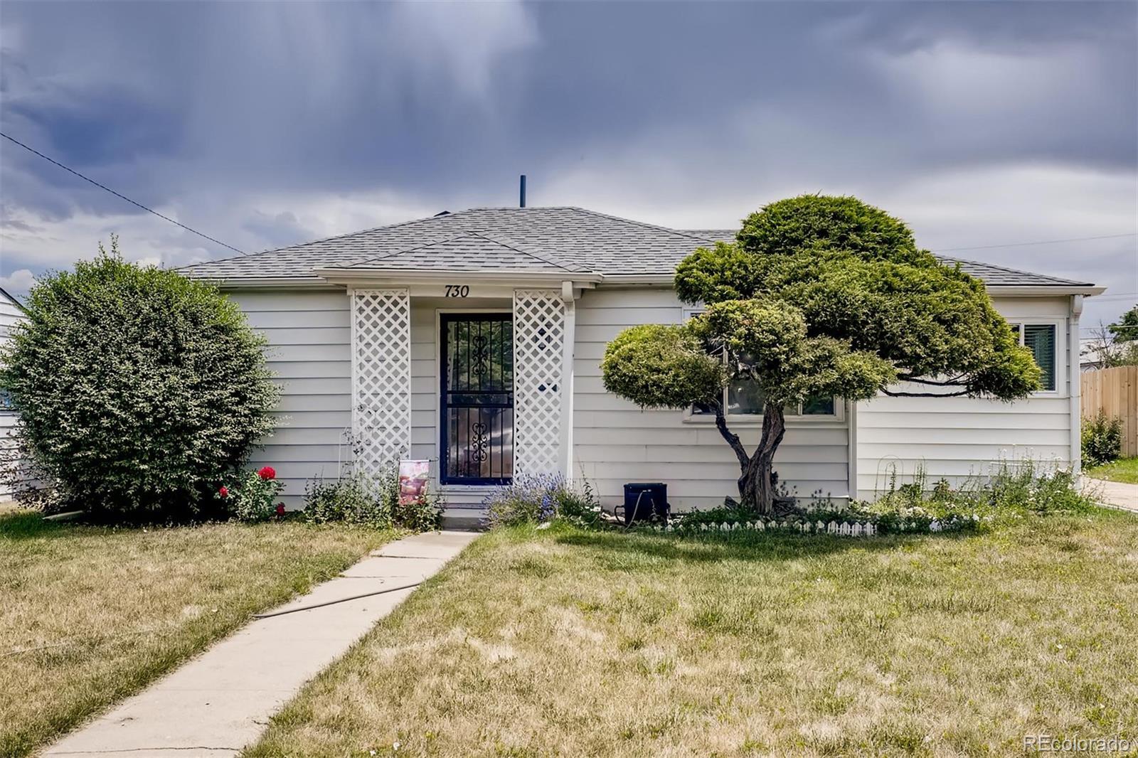 730 S Tejon Street Property Photo - Denver, CO real estate listing