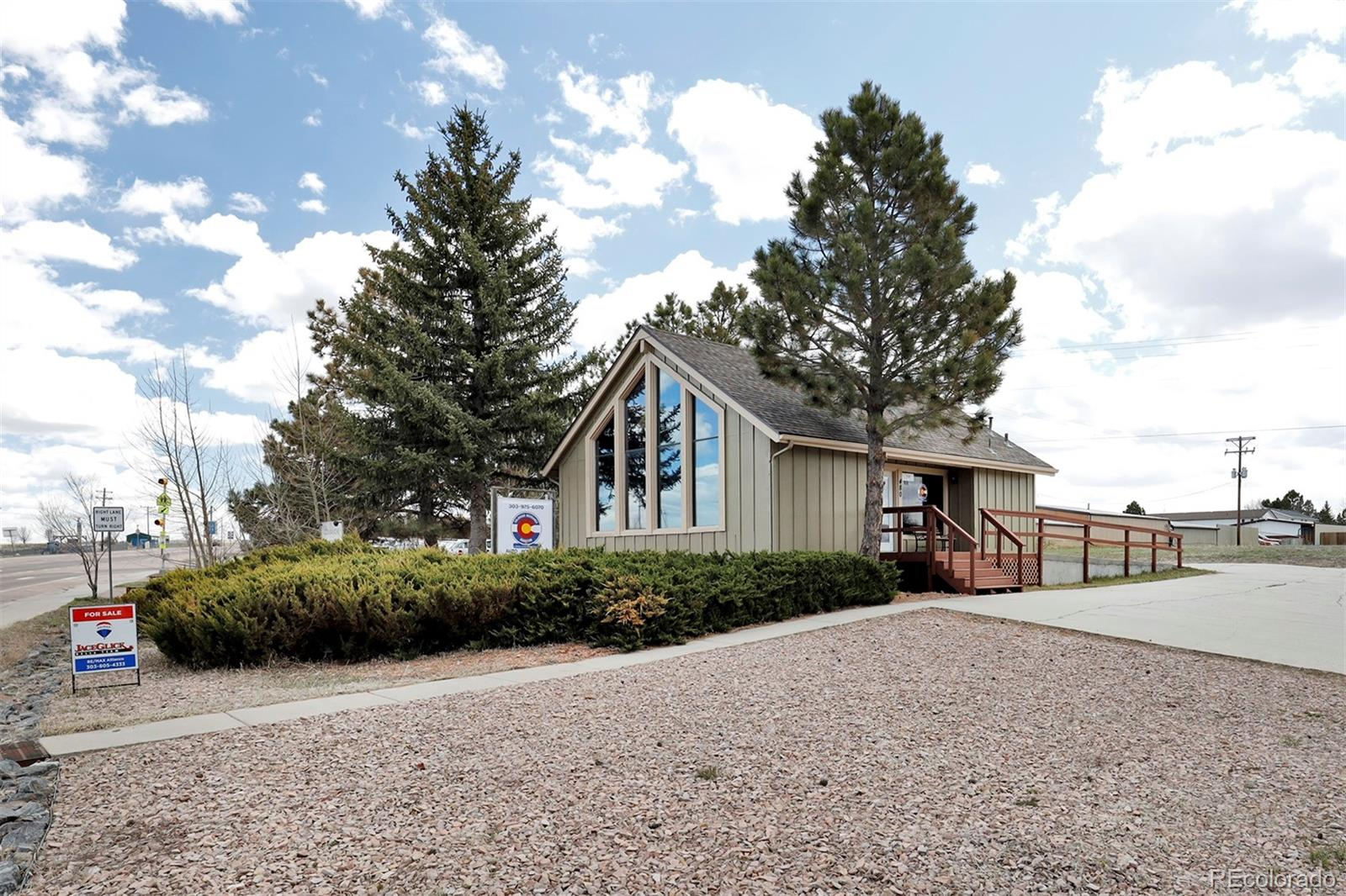 480 Comanche Street Property Photo - Kiowa, CO real estate listing