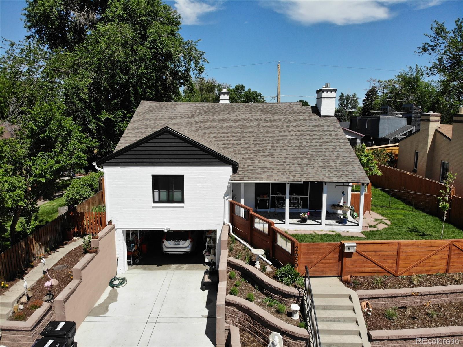 2650 N Steele Street Property Photo - Denver, CO real estate listing