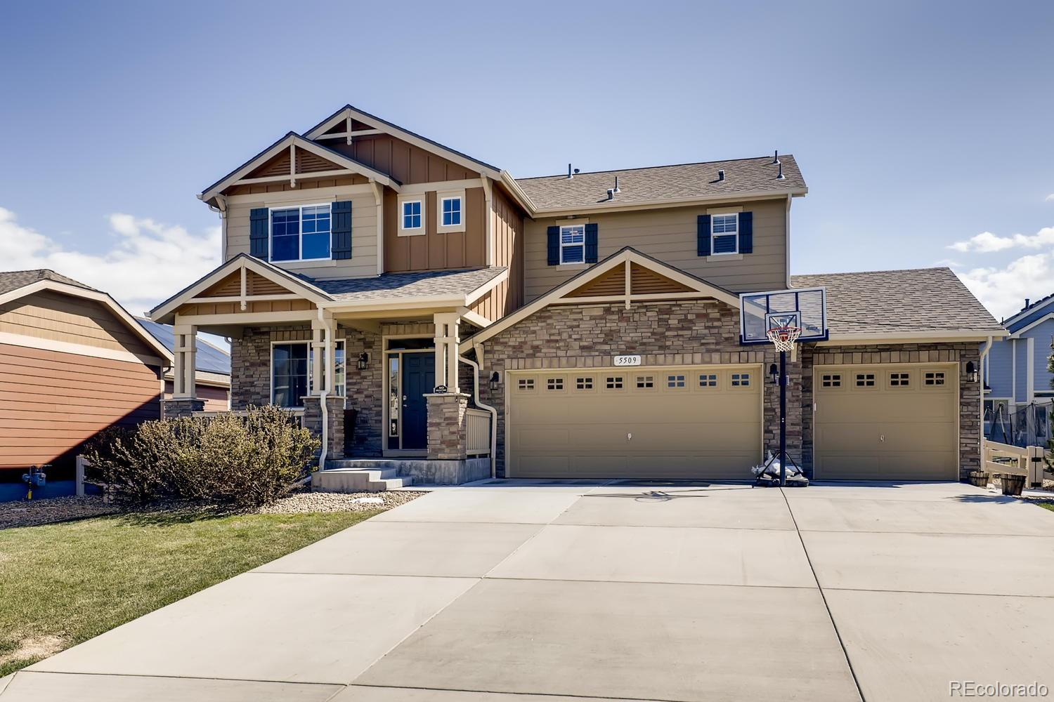 5509 Palomino Way, Frederick, CO 80504 - Frederick, CO real estate listing