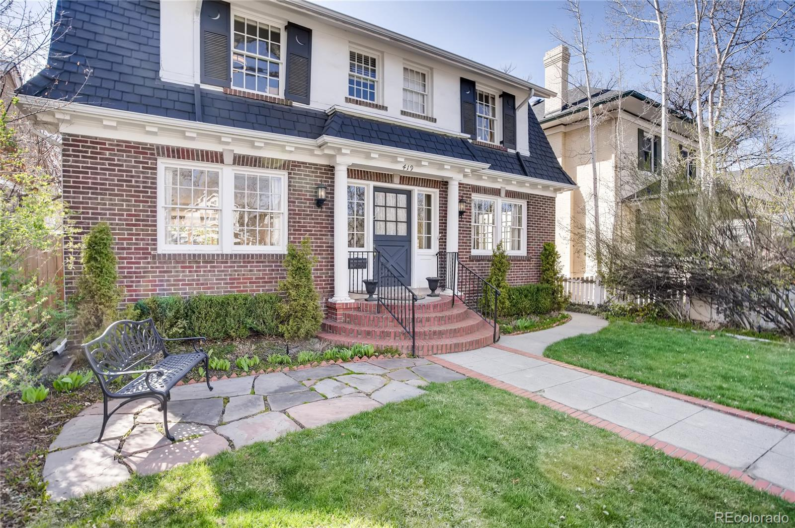 419 Franklin Street Property Photo - Denver, CO real estate listing