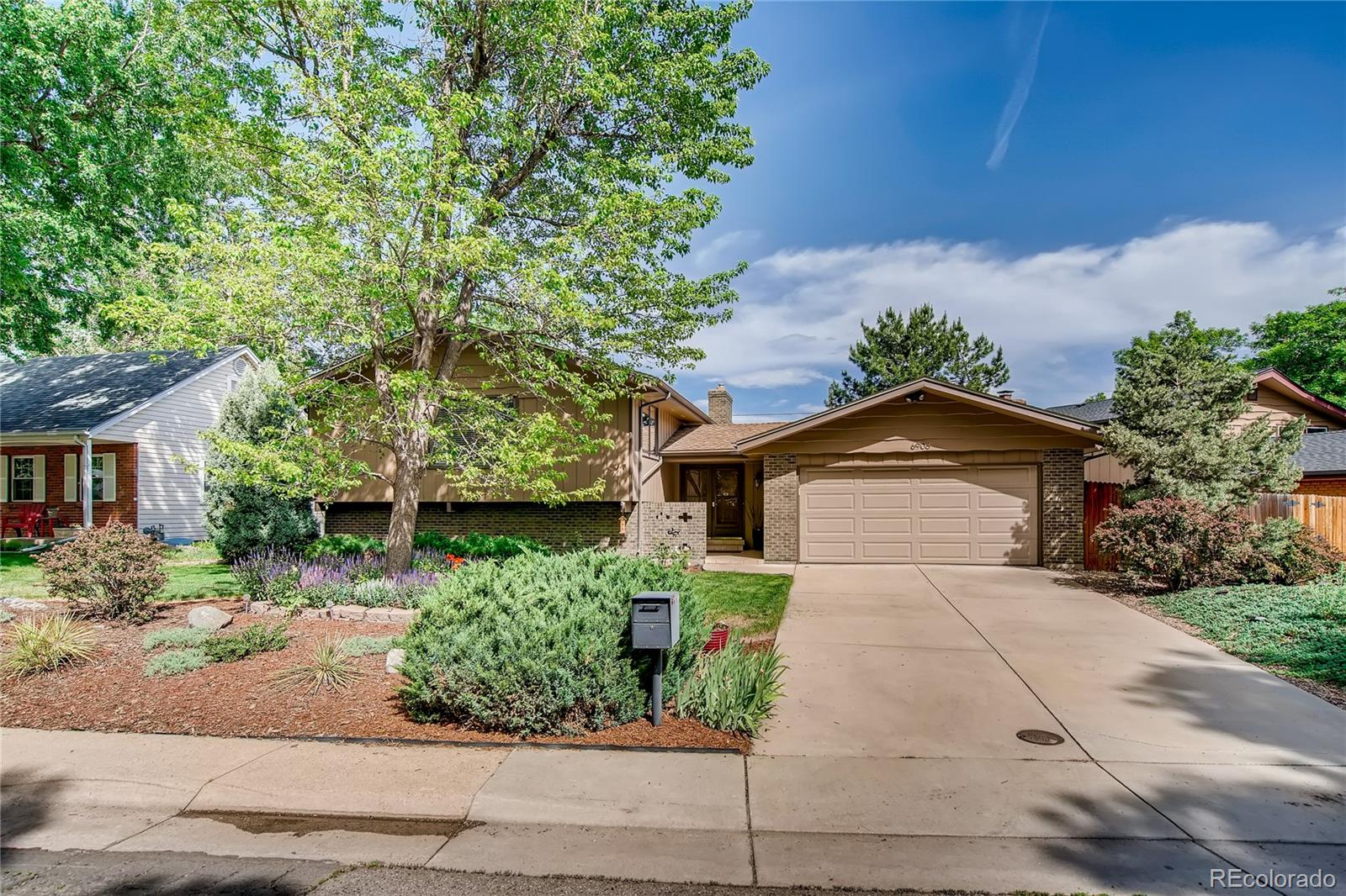 6906 Parfet Street Property Photo - Arvada, CO real estate listing
