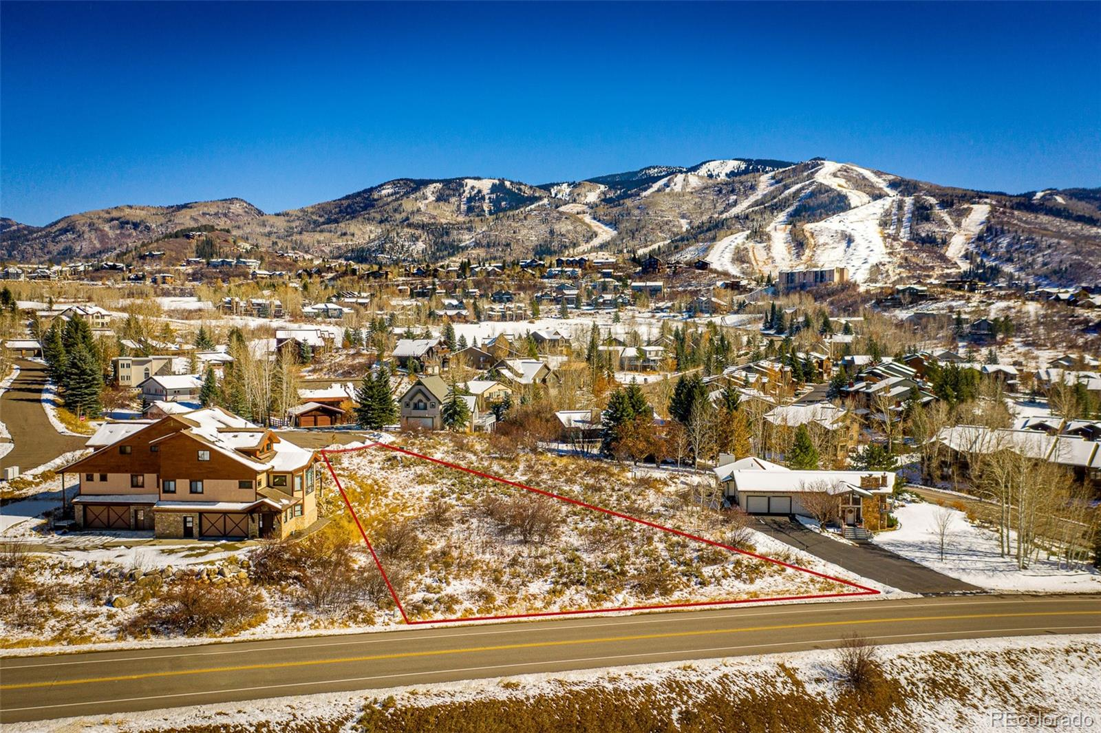 1543 Mark Twain Court Property Photo - Steamboat Springs, CO real estate listing