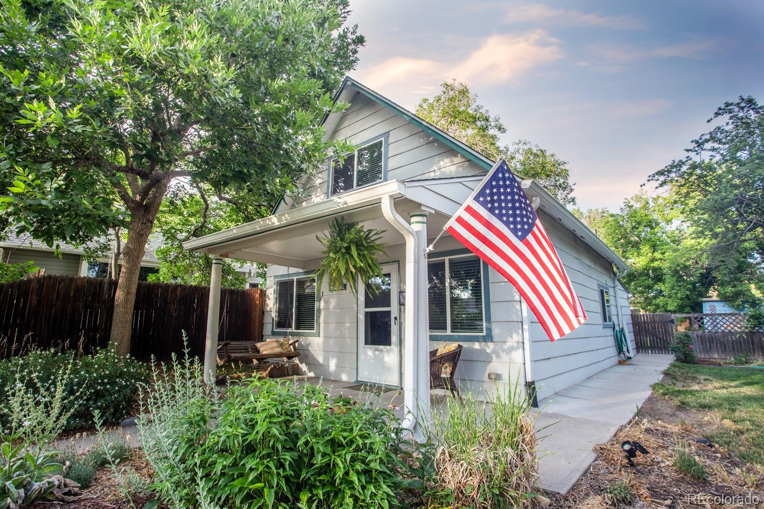 2436 Chase Street Property Photo - Edgewater, CO real estate listing