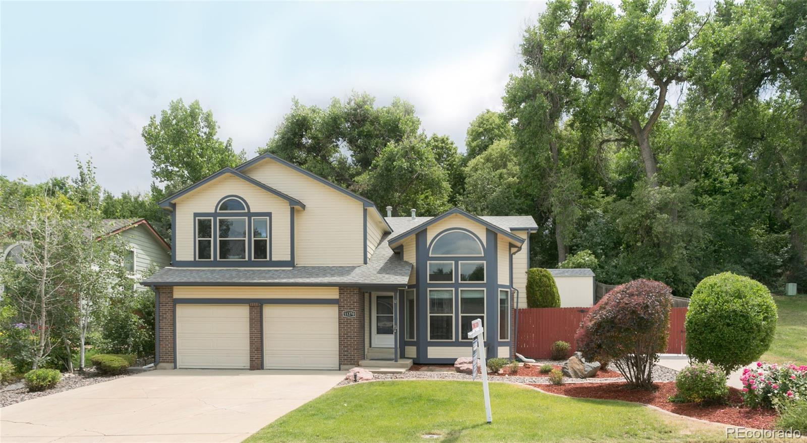 11270 W 66th Place Property Photo - Arvada, CO real estate listing