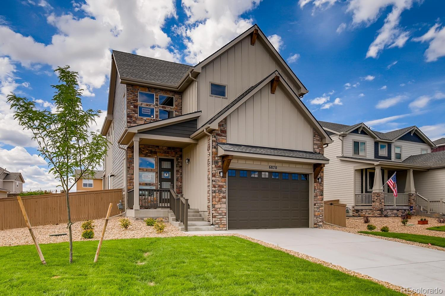 6870 Groveton Avenue Property Photo - Castle Rock, CO real estate listing