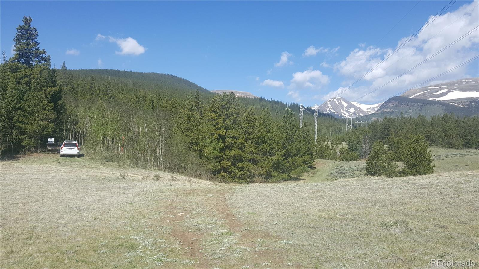 0 Undefined Road Property Photo - Alma, CO real estate listing
