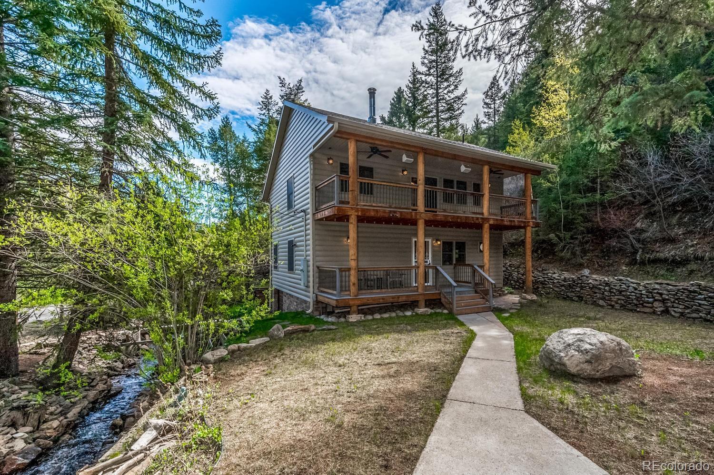 998 Soda Creek Road Property Photo - Idaho Springs, CO real estate listing