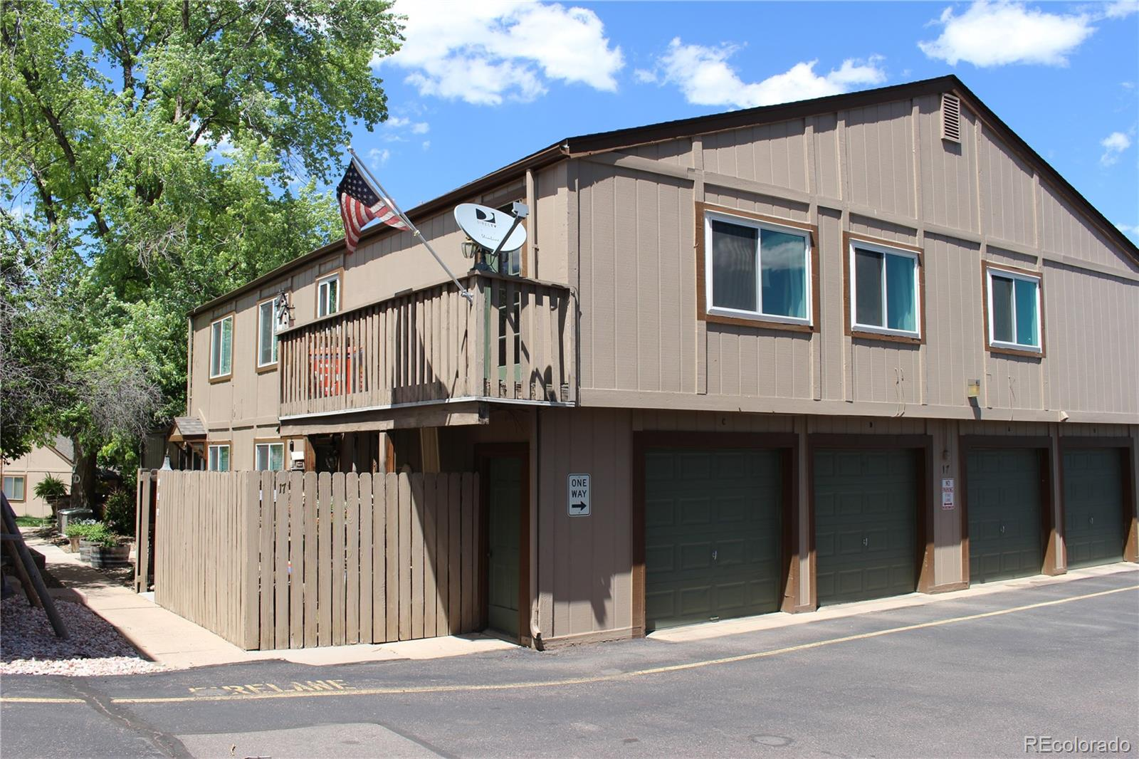 7700 W Glasgow Place W #17C Property Photo - Littleton, CO real estate listing