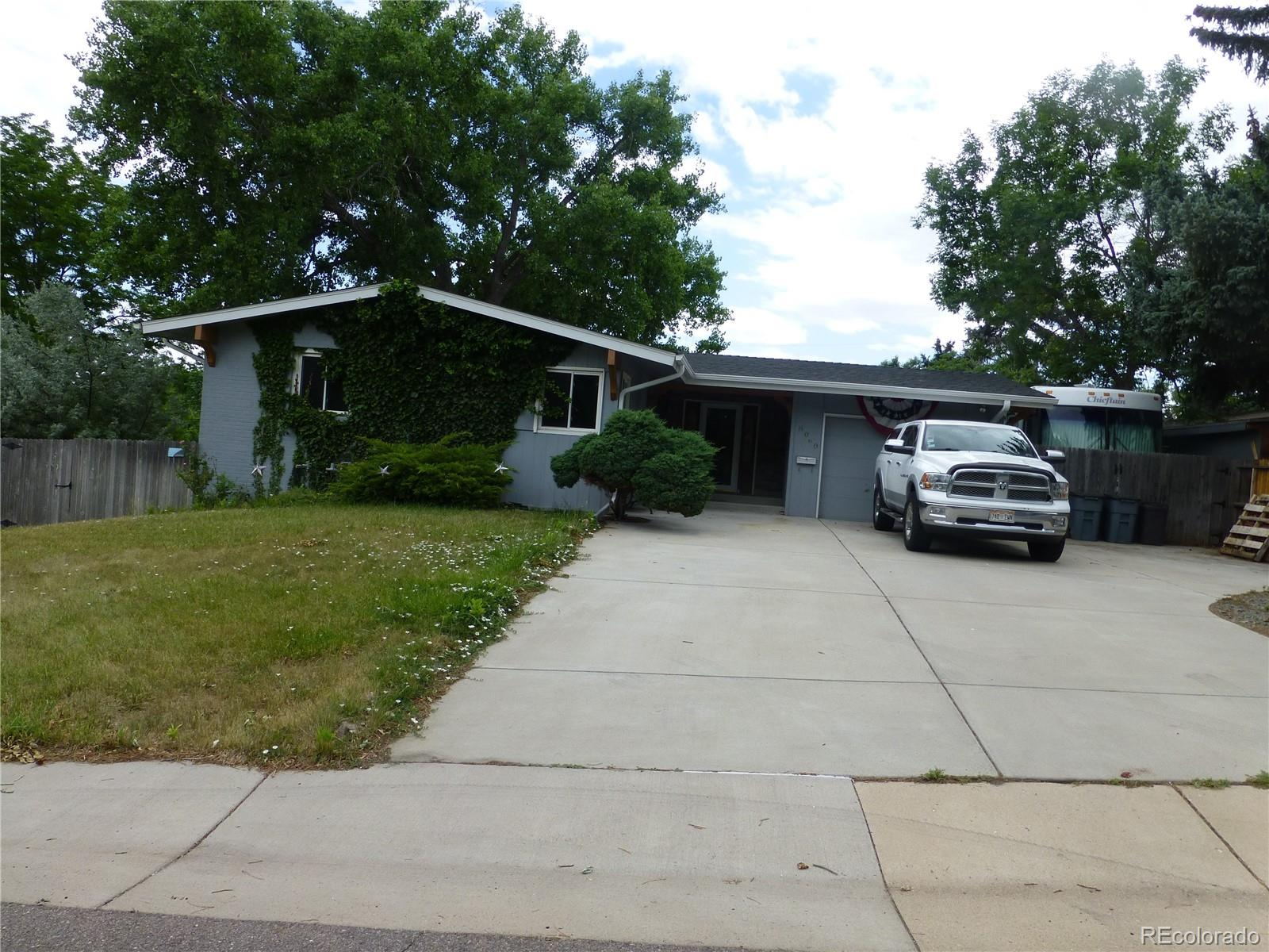 8060 W Chestnut Drive Property Photo - Littleton, CO real estate listing