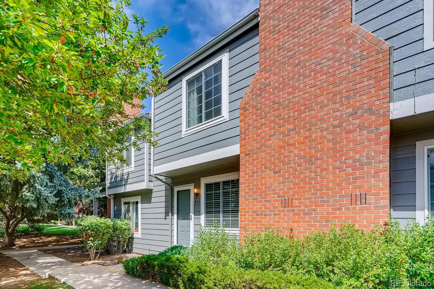 825 Summer Drive #2-B Property Photo - Highlands Ranch, CO real estate listing