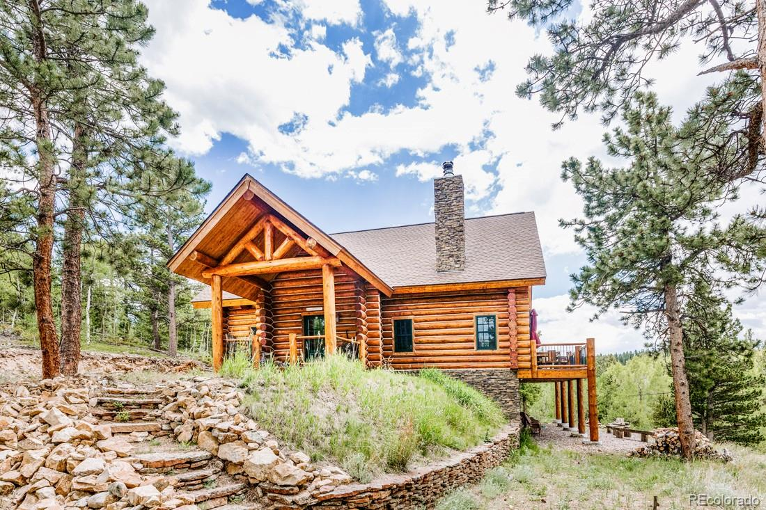 495 Old Hughesville Road Property Photo - Black Hawk, CO real estate listing