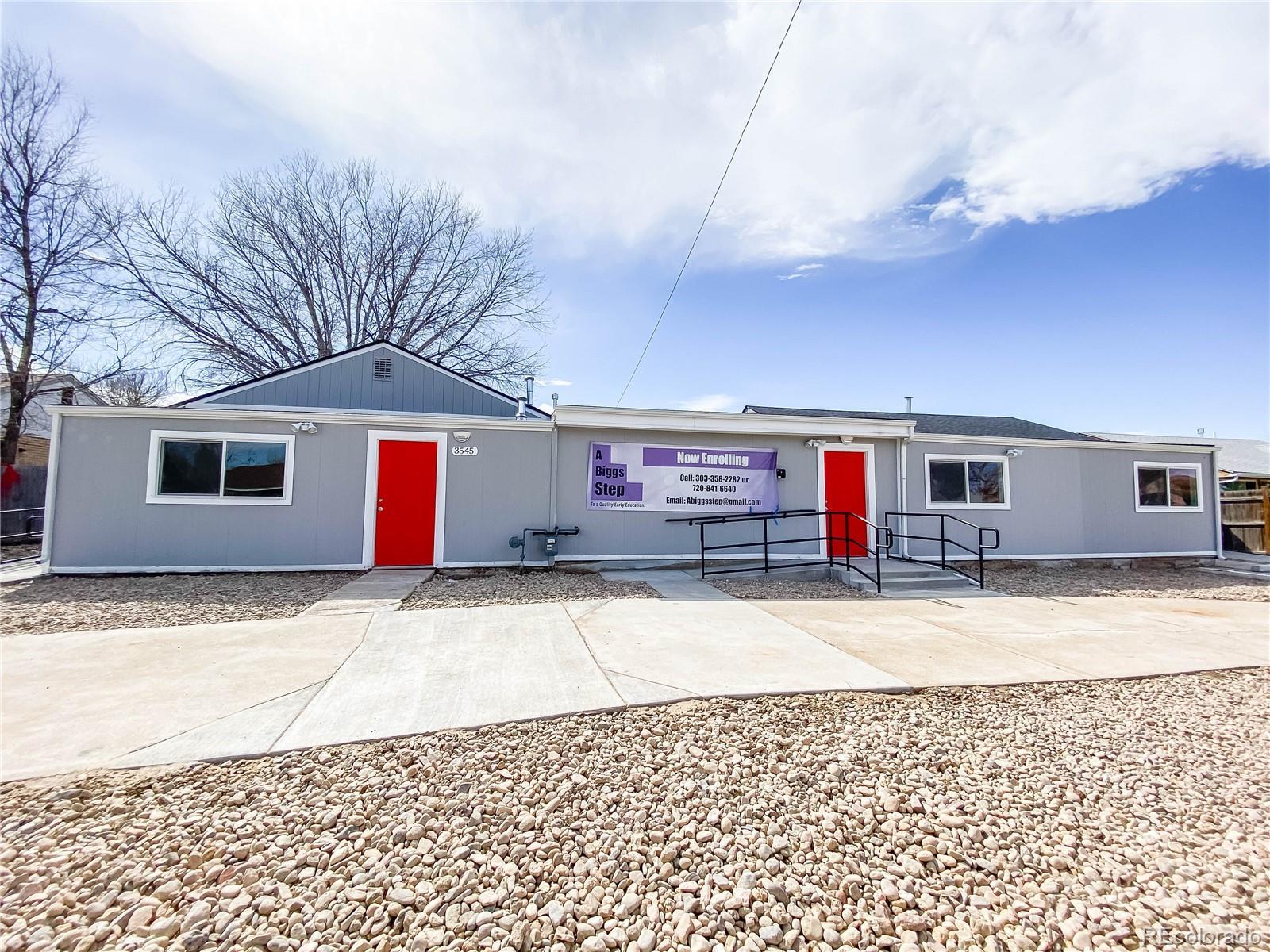 3545 - 3555 N Fairfax Street Property Photo - Denver, CO real estate listing